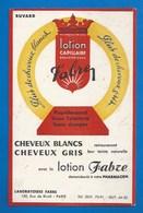 BUVARD - BEAUTÉ - LOTION FABRE POUR CHEVEUX BLANCS OU GRIS... - Parfums & Beauté