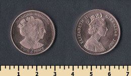 Gibraltar 2 Pence 2007 - Gibraltar