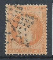 1863 - No 30 - 1863-1870 Napoléon III Lauré