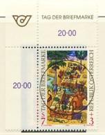 ÖSTERREICH Mi. Nr. 2127 Tag Der Briefmarke - Used - 1991-00 Oblitérés