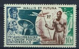 Wallis And Futuna, Universal Postal Union, 1949, MH VF - Unused Stamps