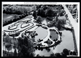 1965  --  PISTE DE KARTING DU VIEUX MOULIN A CHATEAUBOURG  VUE AERIENNE   3Q452 - Non Classés