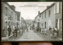 ABLOIS SAINT MARTIN                            JLM - France
