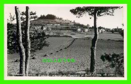 SAINT AGRÈVE (07) - AVENUE DES CEVENNES ET MONT CHIMAC - PHOTO EDITIONS A. ROCHE - ÉCRITE EN 1953 - - Saint Agrève