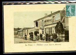 LE VEUVE LE CAFE                         JLM - France