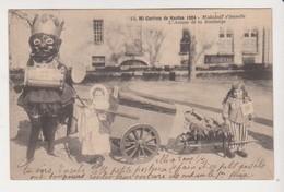 26685 Mi Careme Nantes 1924 Makokoff Dessalle Amour Boulange -13 Nazais -enfant Fillette Brouette Carnaval - Nantes