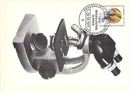 ALLEMAGNE BERLIN CARTE   PHILATELIQUE   NUM.YVERT 381 INSTITUT D ESSAI DES MATERIAUX - Maximumkarten (MC)