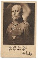 Ludendorff - Personnages