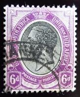 1913 South Africa Yt 8 . King George V - Afrique Du Sud (...-1961)