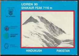 °°° 13038 - PAKISTAN - HINDUKUSH - With Stamps °°° - Pakistan