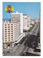 Casablanca N°2010 Avenue Des FAR Hôtel MARHABA El Mansour Comar Voiture Américaine Citroën DS Bus Mercedes - Casablanca