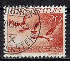 Liechtenstein 1939 // Mi. 174 O (033472) - Liechtenstein
