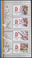 Romania, |Olympic 2008, Sheetlet - Summer 2008: Beijing