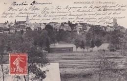 MONDOUBLEAU                VUE GENERALE   2.   LES VOIES FERREES - France