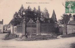 BAILLOU           ENTREE DU CHATEAU - France