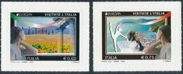 Italy - Europa 2012 - Self Adhesive - Europa-CEPT