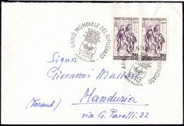 ITALIA - REFUGEES - 1960 - Refugees