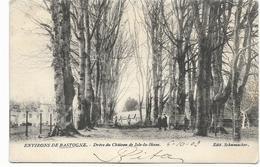 BASTOGNE : Drève Du Château De Isle-la-Hesse - 1909 - Bastenaken