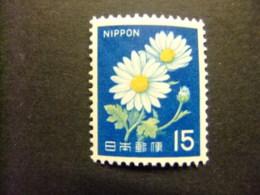 JAPON 1966-69 Flora Marguerites Yvert 966 ** MNH - 1926-89 Emperador Hirohito (Era Showa)