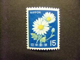 JAPON 1966-69 Flora Marguerites Yvert 838 ** MNH - 1926-89 Emperador Hirohito (Era Showa)