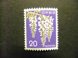 JAPON 1966-69 Flora Glycines Yvert 838 B ** MNH - 1926-89 Emperador Hirohito (Era Showa)