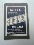 ZA167.30  MILKA SUCHARD  Advertising - Ca 1900-10 - Publicités