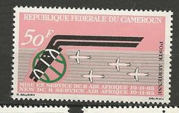 CAMEROUN PA N° 60 NEUF** Gom Coloniale SANS CHARNIERE / MNH - Cameroun (1960-...)