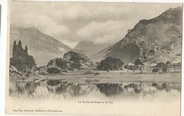 CPA-,D. 05, La Roche De Rame Et Le Lac , Ed. Chautard - France