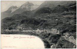 65 SAINT-SAUVEUR-les-BAINS - Vue Générale - Other Municipalities