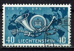 Liechtenstein 1949 // Mi. 277 O (033476) - Liechtenstein