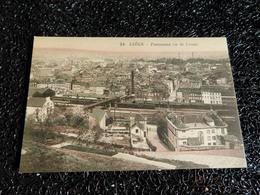 Liège, Panorama Vu De Cointe  (U6) - Liege