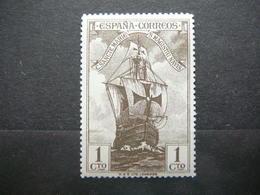 Sailboats Ships # España Spain Espagne # 1930 MLH # 1C - Boten