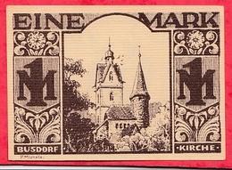 Allemagne 1 Notgeld  1 Mark Stadt  Paderborn Dans L 'état  Lot N °3198 - [ 3] 1918-1933 : République De Weimar