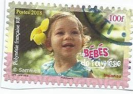 NOUVEAUTE   TIMBRE DU CARNET BEBES    (PAG14) - Polynésie Française
