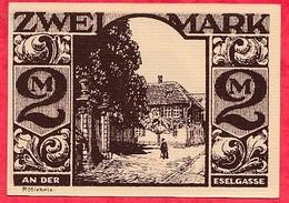 Allemagne 1 Notgeld  2 Mark Stadt  Paderborn Dans L 'état  Lot N °3197 - [ 3] 1918-1933 : République De Weimar