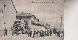 VINADIO     ARRIVO   OARTENZA DELLA POSTA - Cuneo