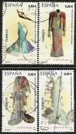 2009-ED. 4494 S.H. CORTADA DE H.B.-MODA ESPAÑOLA.MANUEL PIÑA-USADO - 1931-Today: 2nd Rep - ... Juan Carlos I