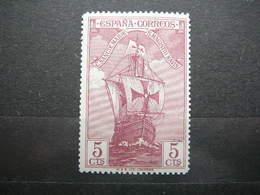 Sailboats Ships # España Spain Espagne # 1930 MNH # 5C - Boten