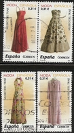 2008-ED. 4441 S.H. CORTADO DE H.B.-MODA ESPAÑOLA-USADO- - 1931-Today: 2nd Rep - ... Juan Carlos I
