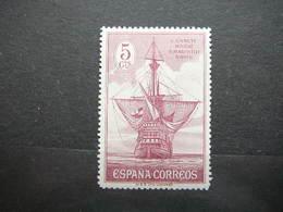 Sailboats Ships # España Spain Espagne # 1930 MLH # 5C - Boten