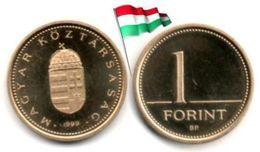 Hongrie - 1 Forint 1999 (Proof - 3,000 Ex.) - Hongrie