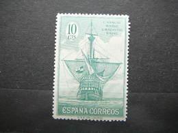 Sailboats Ships # España Spain Espagne # 1930 MLH # 10C - Boten
