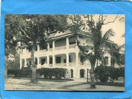 CONGO BELGE-LEOPOLDVILLE-banque Du Congo Belge-années 20-30 édition  Librairie Royale - Kinshasa - Léopoldville