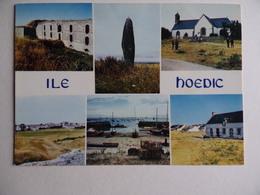 56 ÎLE De HOËDIC Lot De 5 Cartes Postales - France