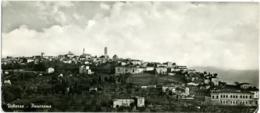 VOLTERRA  PISA  Panorama  Cartolina Doppia - Pisa