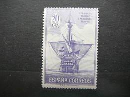 Sailboats Ships # España Spain Espagne # 1930 MLH # 20C - Boten