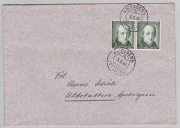 Brief Mit Pro Juventute-Frankatur (br5397) - Storia Postale