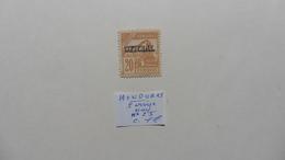 Amérique > Honduras : Service :Official ;timbre   Neuf N° 25 - Honduras