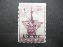 Sailboats Ships # España Spain Espagne # 1930 MLH # 20C URGENTE - Boten