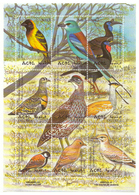 Eritrea. 11 Stamps 2001. 1 Leaf Of 3 Stamps 2004 : Liberation Of Massawa. 1 Leaf Of 9 Stamps 1997 : Birds - Eritrea